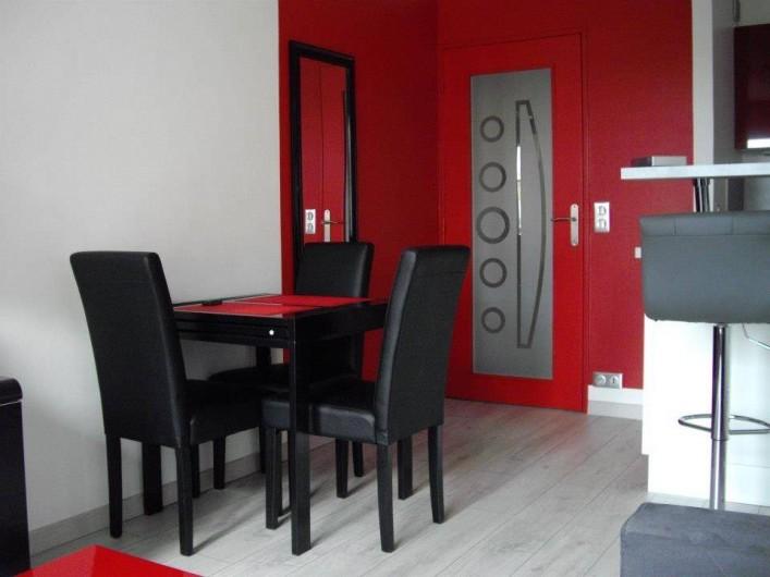 Location de vacances - Studio à Fécamp