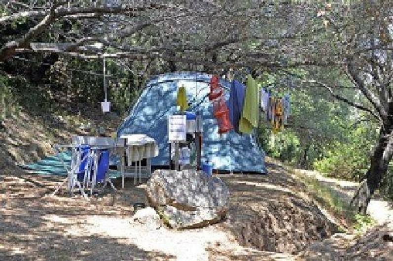 Location de vacances - Camping à Cargèse