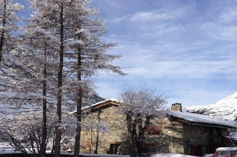 Location de vacances - Chalet à Bonneval-sur-Arc