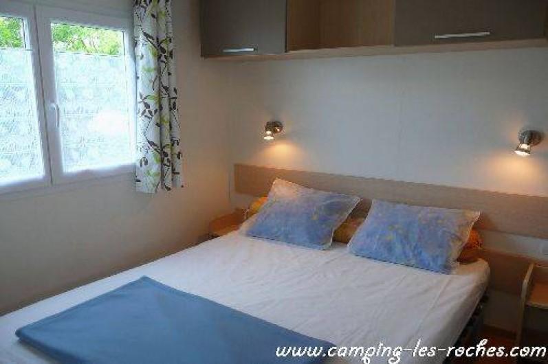 Location de vacances - Camping à Erquy