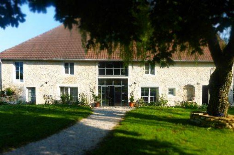 Location de vacances - Chambre d'hôtes à Baume-les-Dames
