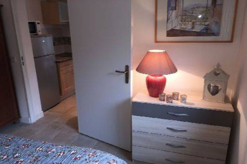 Location de vacances - Appartement à Saint-Laurent-du-Var