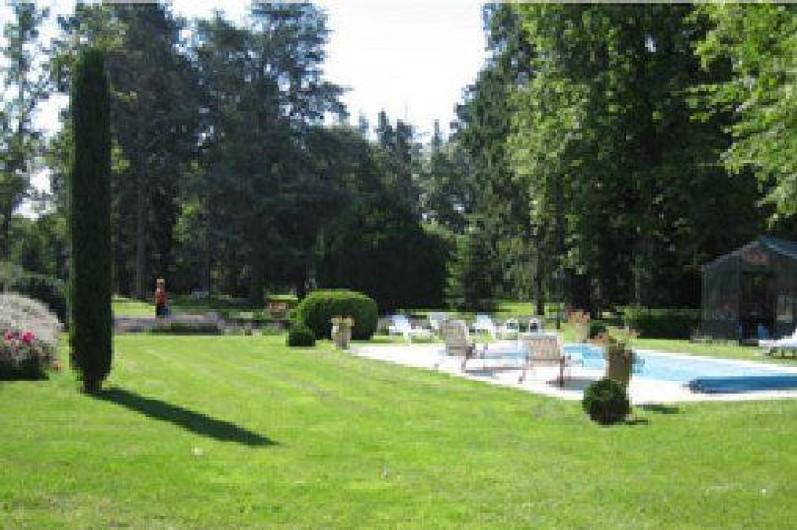 Location de vacances - Chambre d'hôtes à Joze