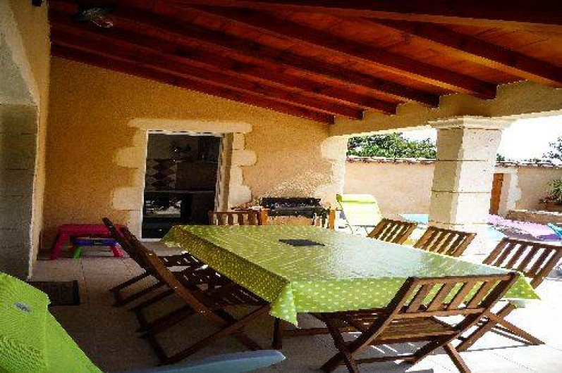 Location de vacances - Gîte à Montagnac-d'Auberoche