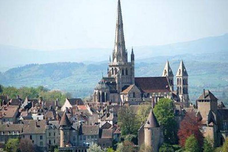 Location de vacances - Gîte à Autun - Autun ville historique patrimoine culturel
