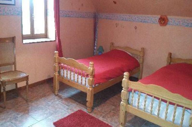 Location de vacances - Gîte à Autun - chambre 3