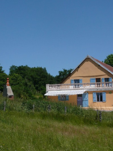 Location de vacances - Gîte à Autun - gite les mongins