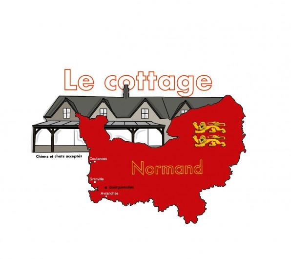 Location de vacances - Gîte à Bourguenolles - Notre logo