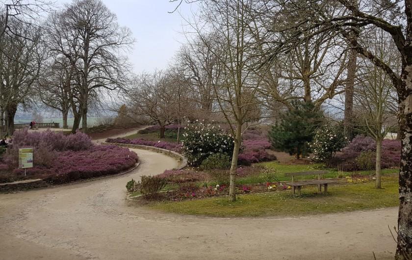 Location de vacances - Gîte à Bourguenolles - Jardin des plantes Avranches