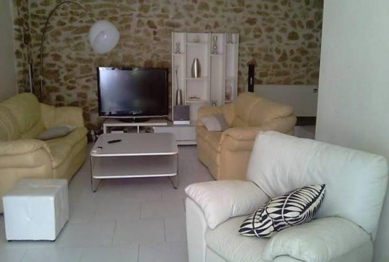 Location de vacances - Maison - Villa à Aix-en-Provence - Salon