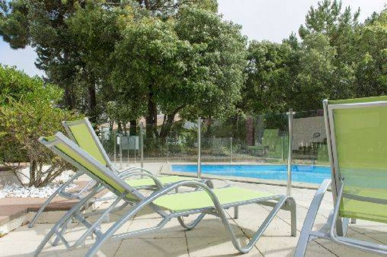 Location de vacances - Appartement à Saint-Jean-de-Monts