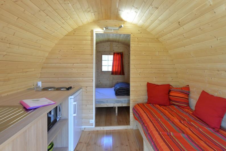 Location de vacances - Camping à Mont-prés-Chambord