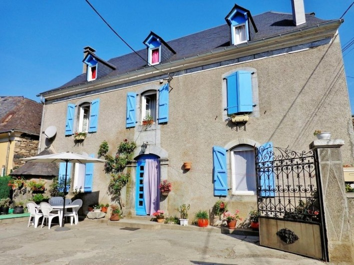 Location de vacances - Chambre d'hôtes à Berbérust-Lias