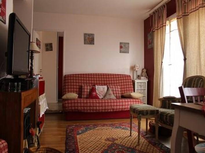 Location de vacances - Appartement à Marne-la-Vallée