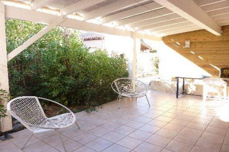 Location de vacances - Villa à Gruissan