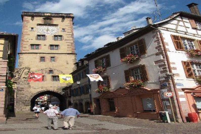 Location de vacances - Villa à Orbey