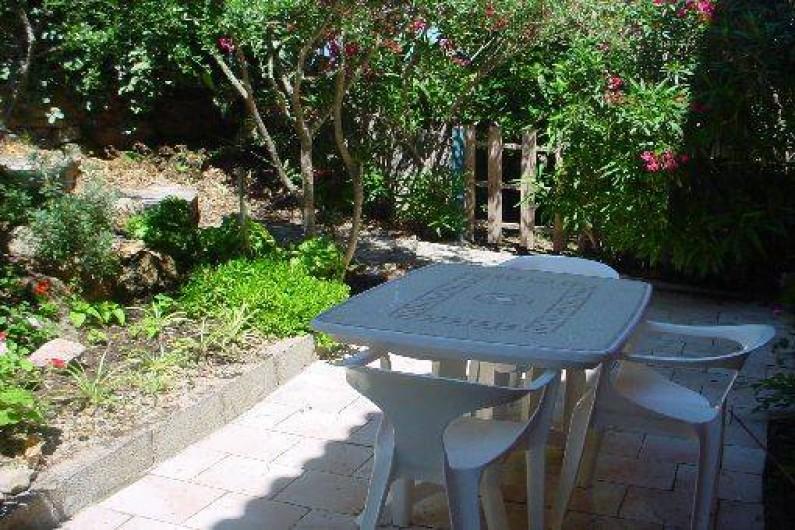 Location de vacances - Appartement à Porto Pollo