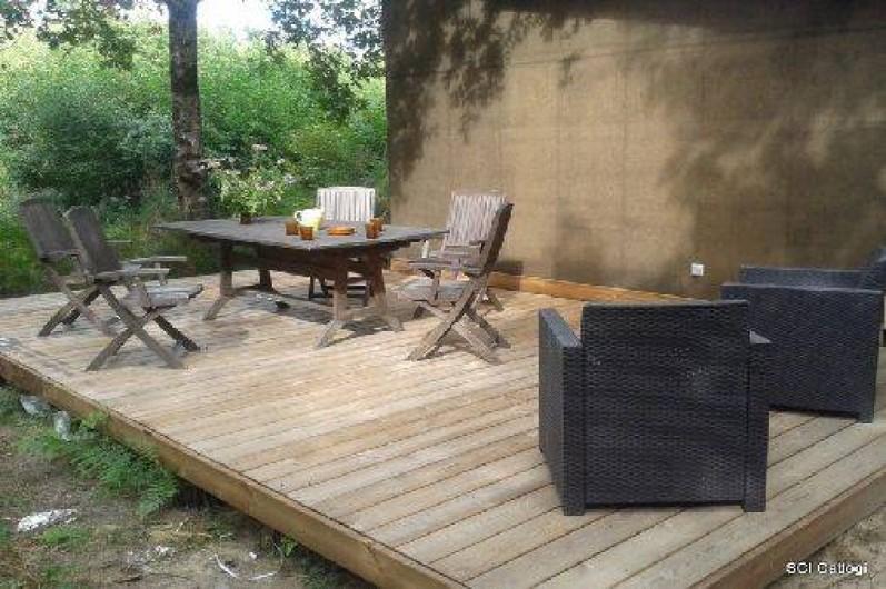 Location de vacances - Insolite à Uchacq-et-Parentis