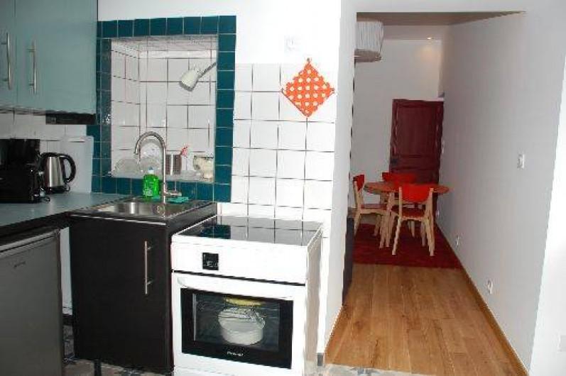 Location de vacances - Appartement à Caen