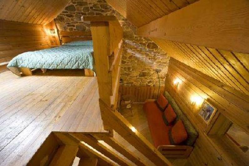 Location de vacances - Hôtel - Auberge à Névache - Chambres-chalet en duplex pour des vacances confortables en famille ...