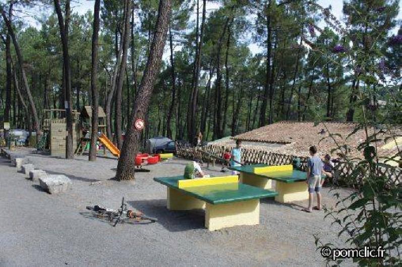 Location de vacances - Camping à Joyeuse