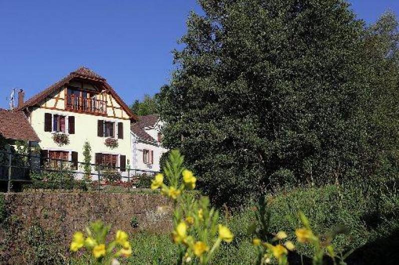 Location de vacances - Gîte à Maisonsgoutte - Au fil de l'eau