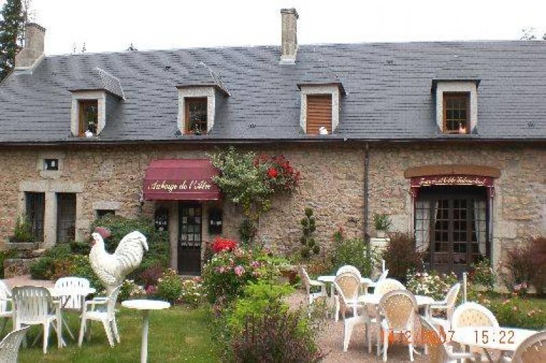 Location de vacances - Hôtel - Auberge à Quarré-les-Tombes