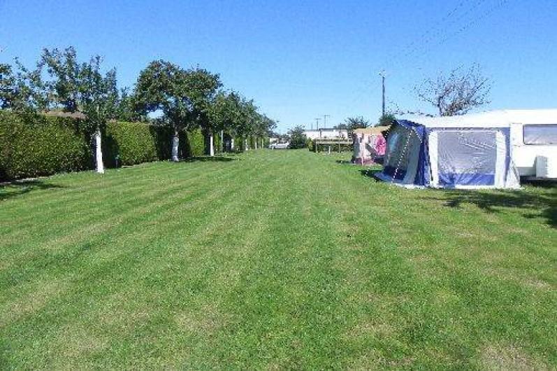 Location de vacances - Camping à Gonneville-en-Auge