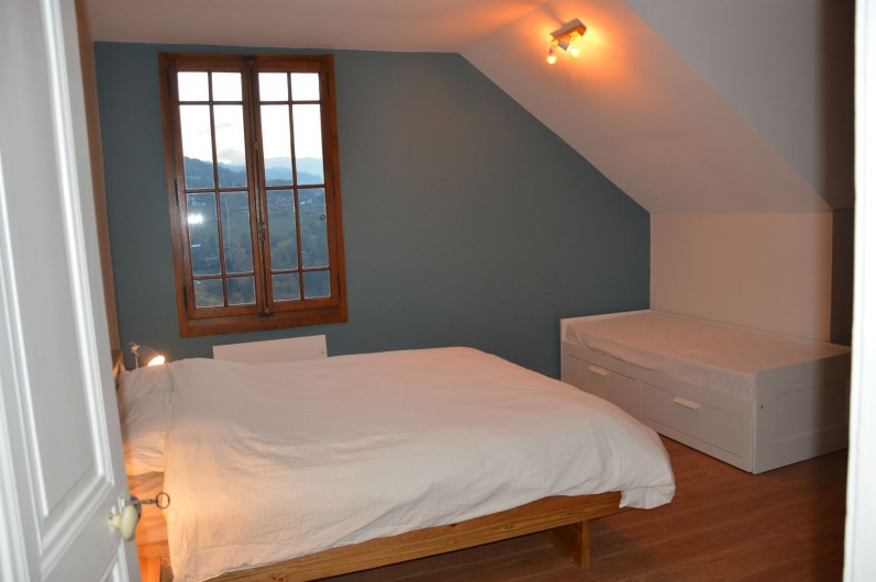 Location de vacances - Appartement à Saint-Gervais-les-Bains - Chambre 2