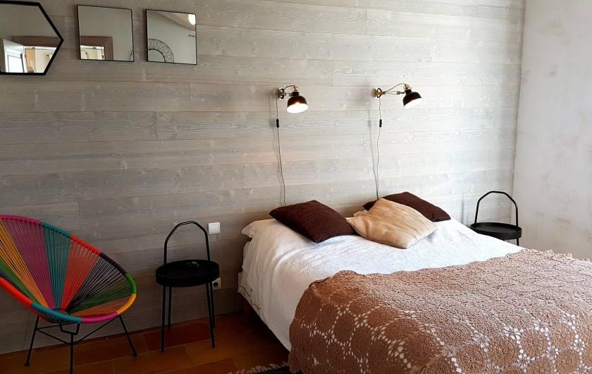 Location de vacances - Maison - Villa à Saint-Clément-des-Baleines - suite parentale dans villa Re privative de 6/8 personnes