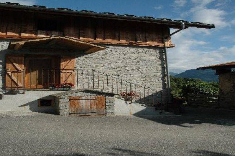 Location de vacances - Gîte à Aigueblanche