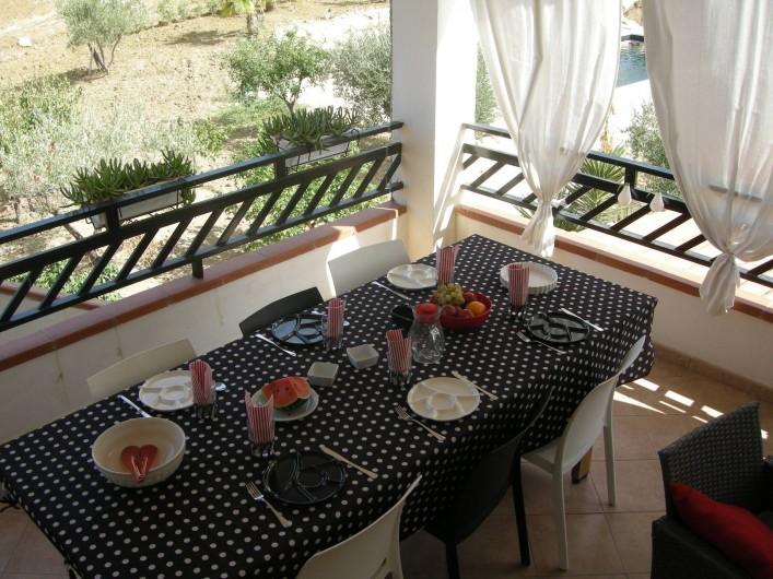 Location de vacances - Villa à Raffadali