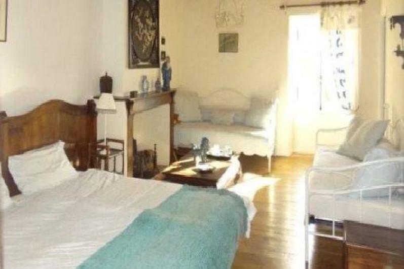 Location de vacances - Chambre d'hôtes à Cuxac-Cabardès - La Chambre Chinoise