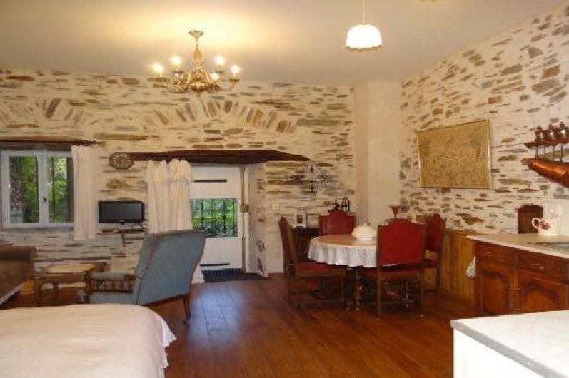 Location de vacances - Chambre d'hôtes à Cuxac-Cabardès - L'appartement du Chateau
