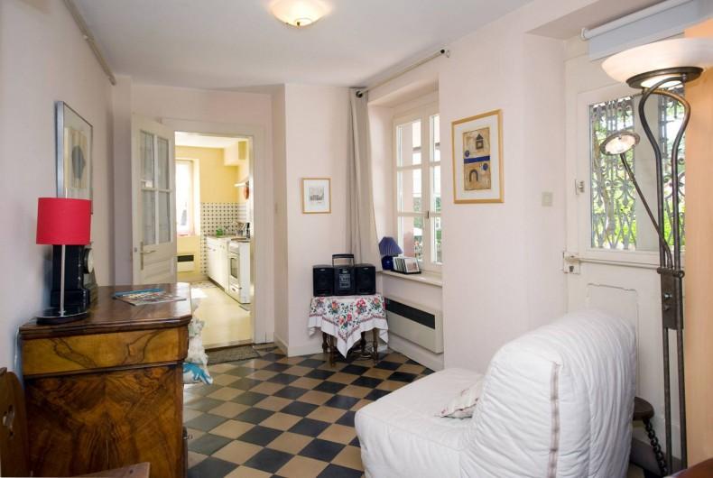 Location de vacances - Appartement à Colmar - La cour/jardin