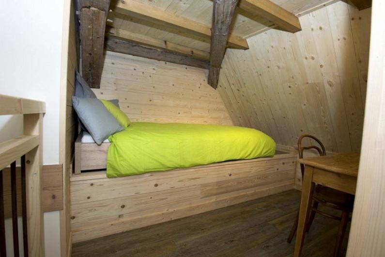 Location de vacances - Gîte à Saint-Pierre-de-Chartreuse - Alcove 2ème étage / lit 1 personne