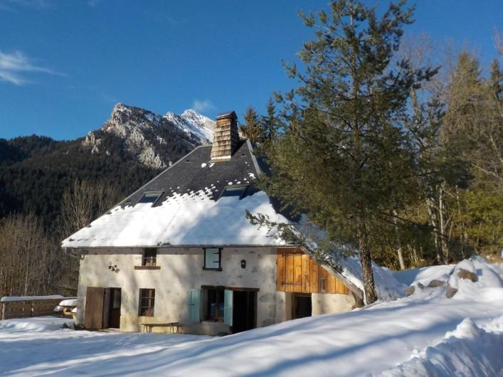 Location de vacances - Gîte à Saint-Pierre-de-Chartreuse - photo prise le 20/11/19