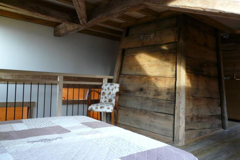 Location de vacances - Gîte à Saint-Pierre-de-Chartreuse - Mezzanine au 2ème étage