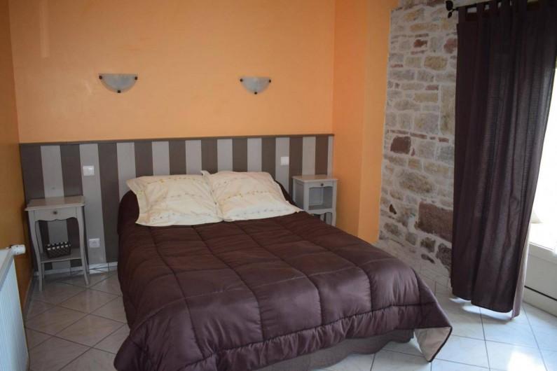 Location de vacances - Gîte à Turenne - 1ère chambre