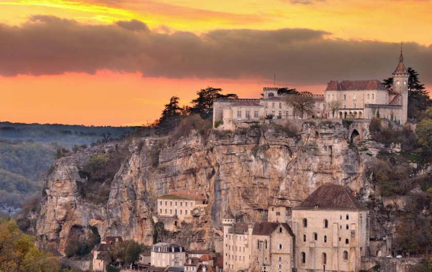Location de vacances - Gîte à Turenne - Rocamadour