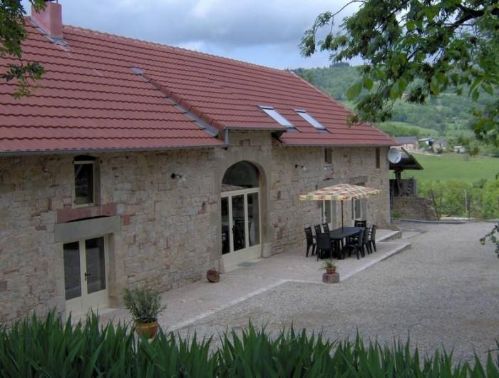 Location de vacances - Gîte à Turenne - le gîte