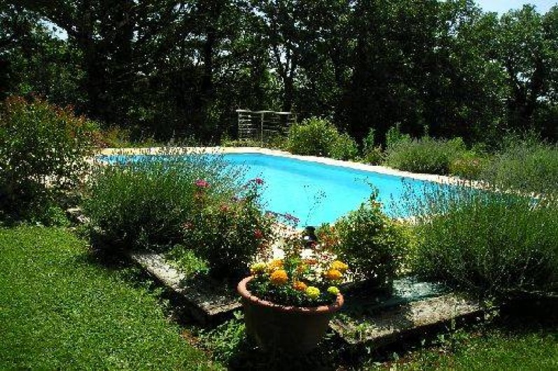 Location de vacances - Villa à Loubressac