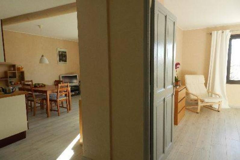 Location de vacances - Appartement à L'Isle-sur-la-Sorgue - De l'entrée