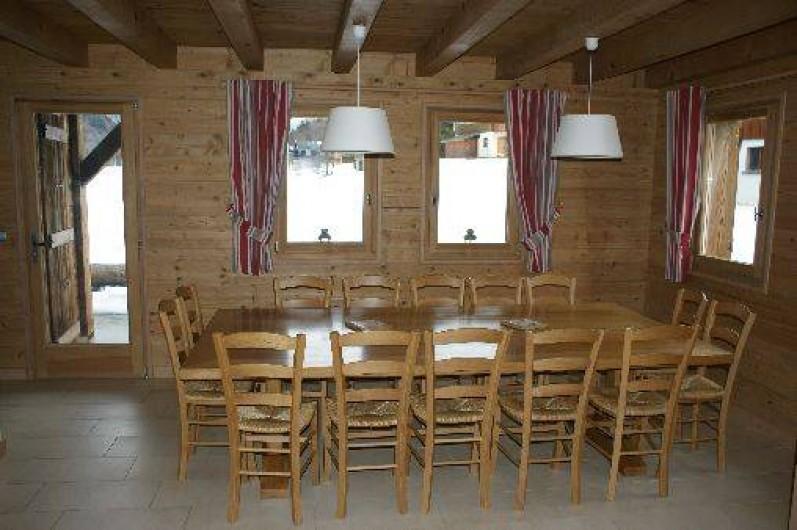 Location de vacances - Chalet à Sixt-Fer-à-Cheval