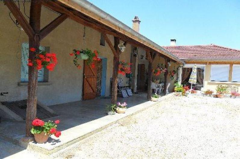 Location de vacances - Gîte à Romenay
