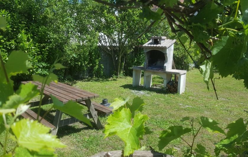 Location de vacances - Gîte à Bordères-sur-l'Échez - Grillades