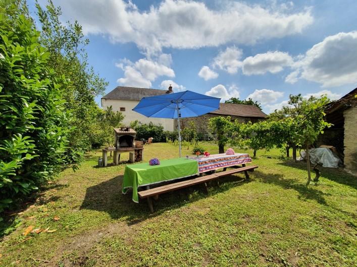 Location de vacances - Gîte à Bordères-sur-l'Échez - Le jardin