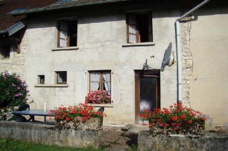 Location de vacances - Appartement à Doucier