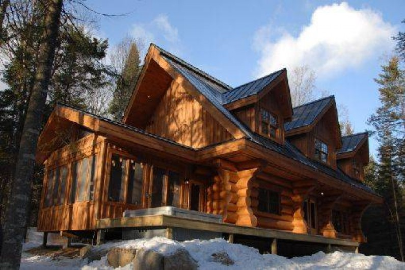 Location de vacances - Chalet à Mont-Tremblant