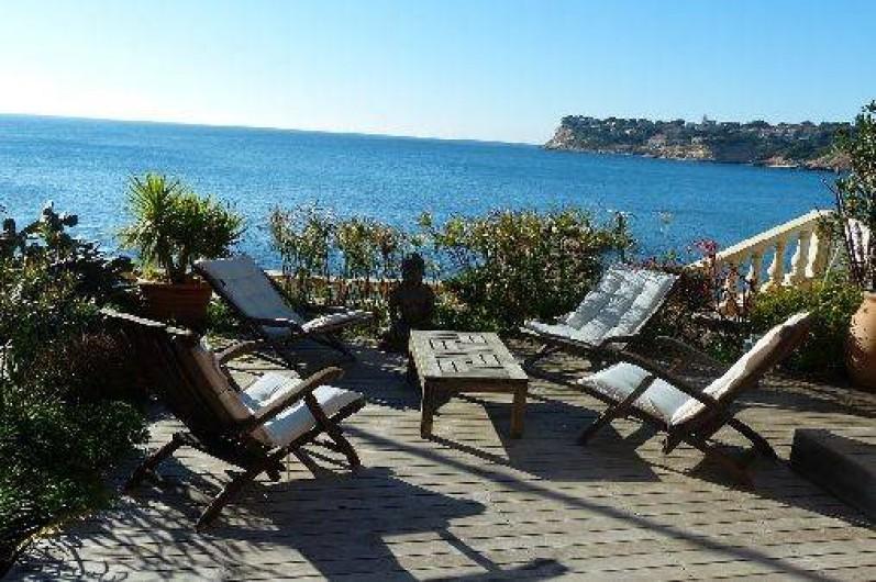 Location de vacances - Maison - Villa à Carry-le-Rouet